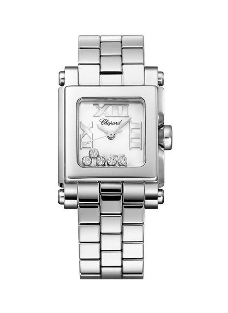 Chopard Happy Sport Square in Steel