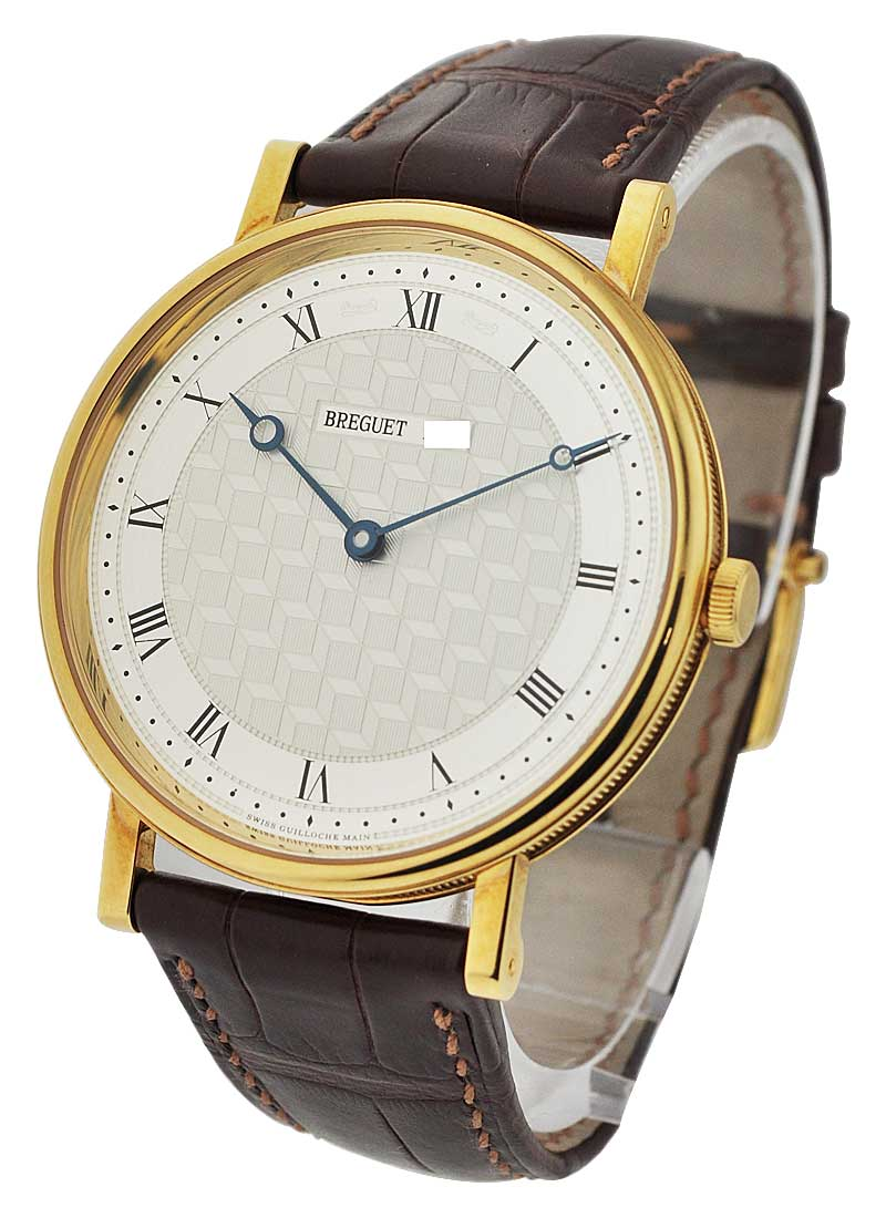 Breguet Classique 41mm in Yellow Gold