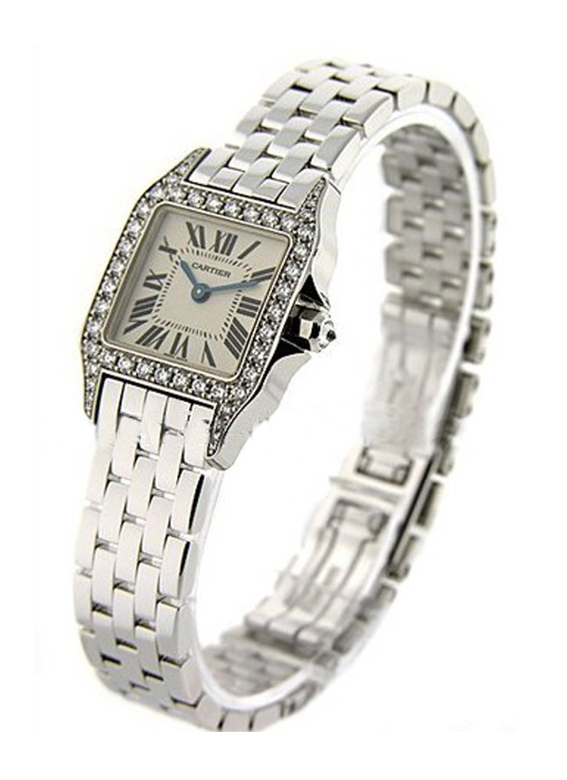 Cartier Santos Demoiselle - Small Size