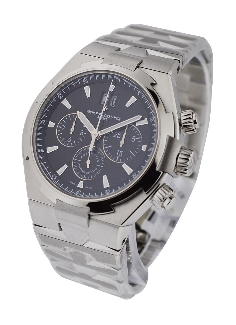 Vacheron Constantin Overseas Chronograph in Steel