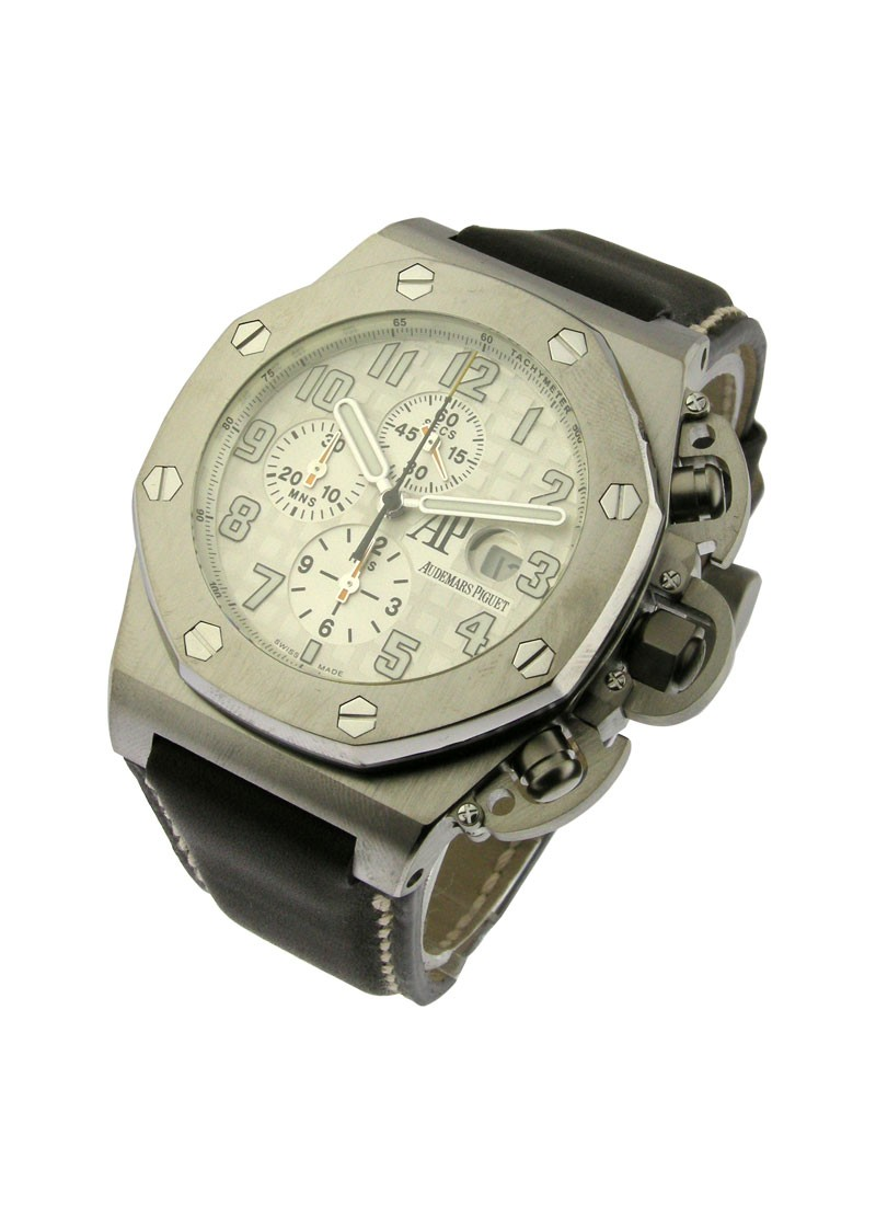 Audemars Piguet T3 Offshore 48mm in Titanium-Limited Edition