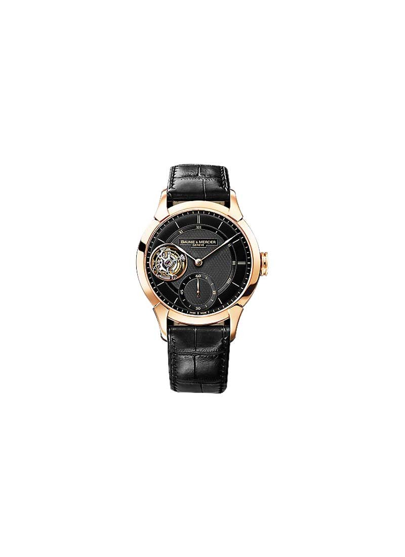 Baume & Mercier William Baume Tourbillon Watch