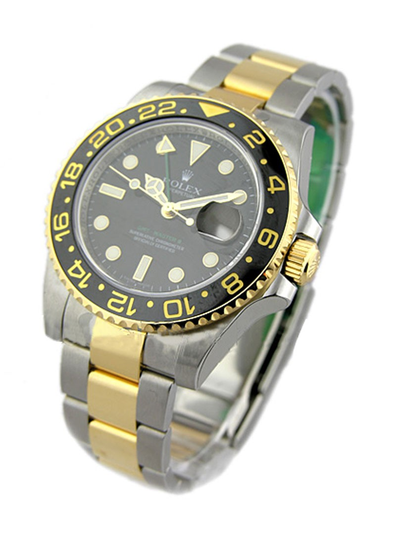 Rolex Used GMT Master 2 Tone   Special Edition 116713