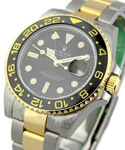 Rolex Used GMT Master II