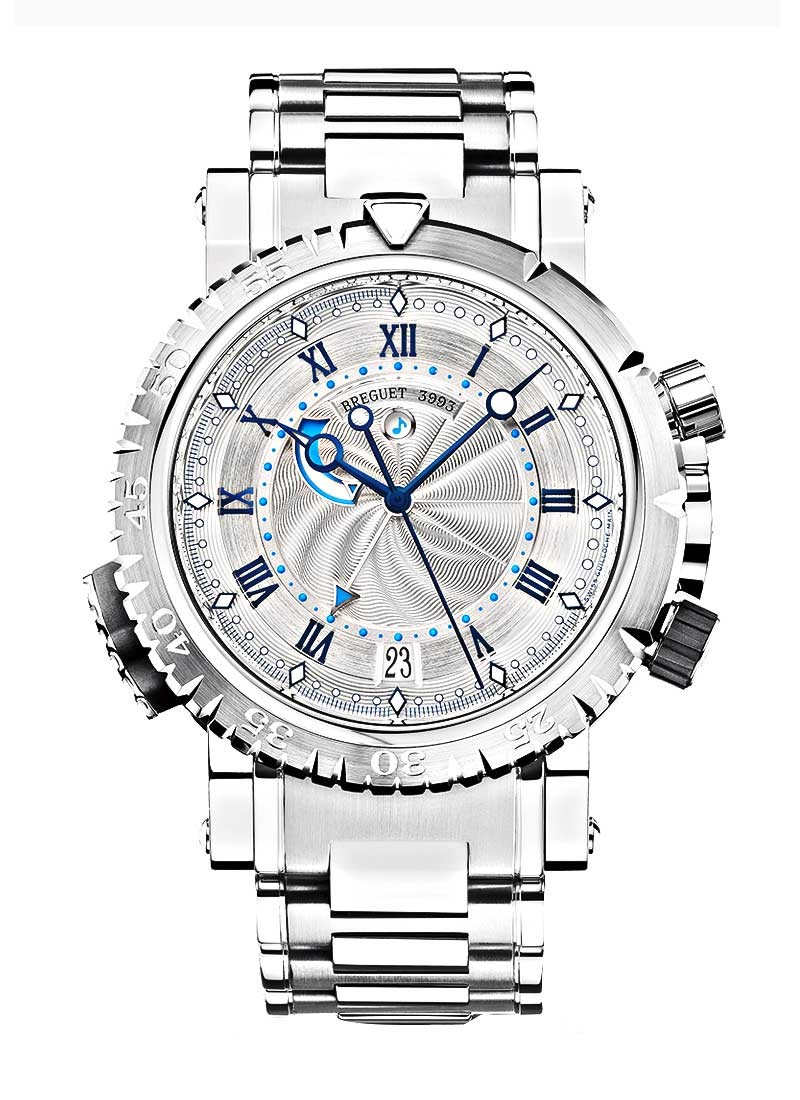 Breguet Marine Royale in White Gold