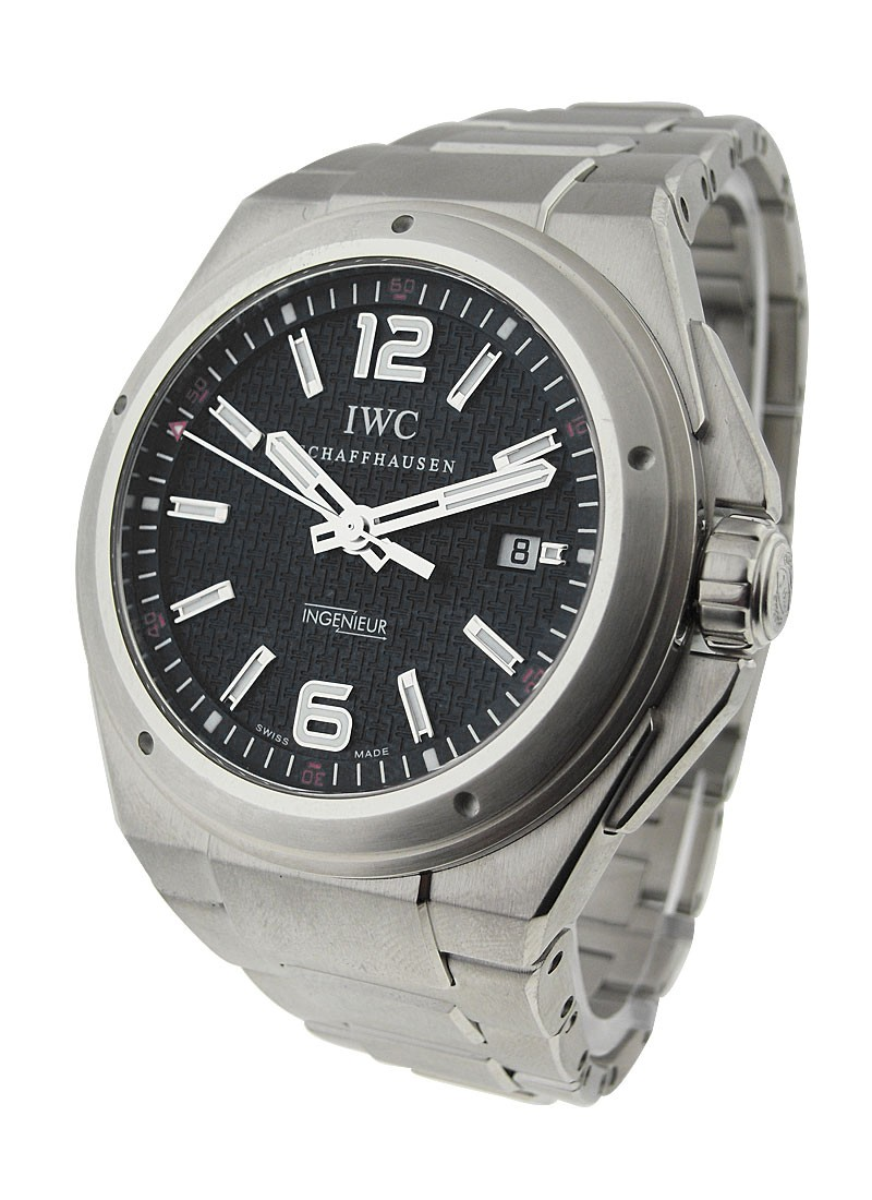 IWC Ingenieur 44mm Automatic in Steel