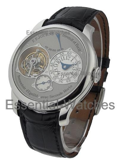 FP Journe Dead Seconds Tourbillon