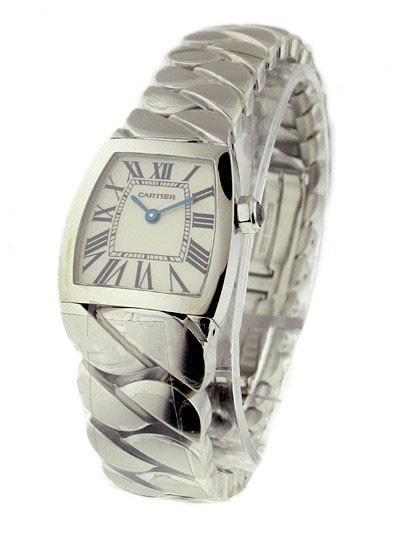 Cartier Cartier La Dona Large  Size in Steel