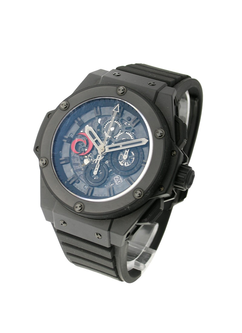 Hublot King Power Alinghi
