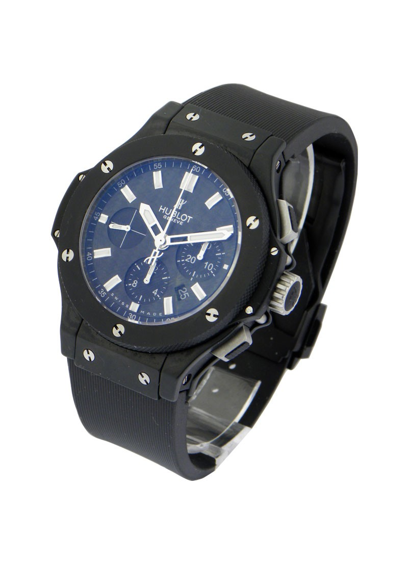 Hublot Big Bang Black Magic 2 Evolution 44mm Automatic in Black Ceramic