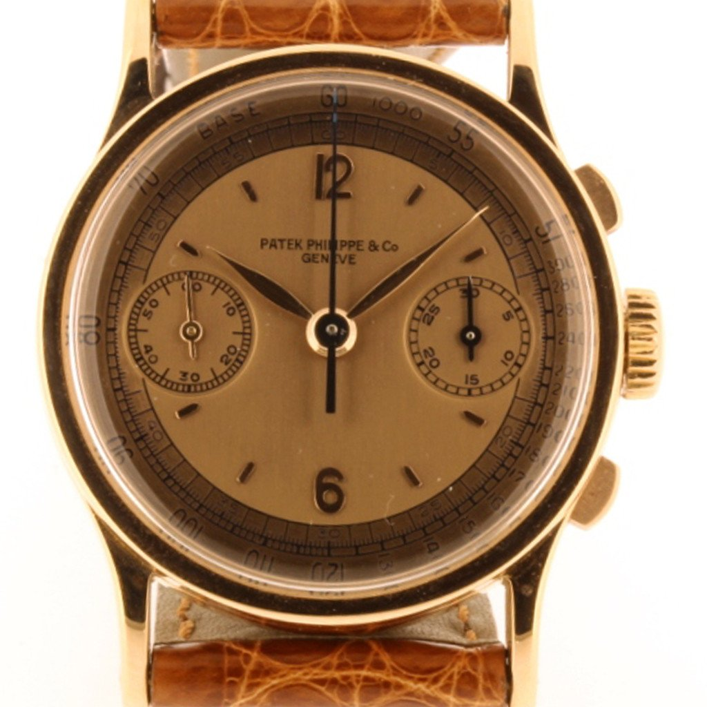 Patek Philippe Vintage Chronograph in Rose Gold
