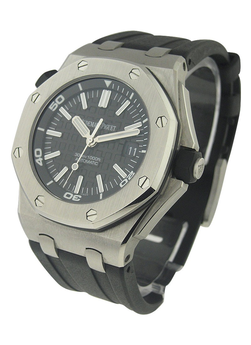Audemars Piguet Royal Oak Offshore Scuba Diver in Steel
