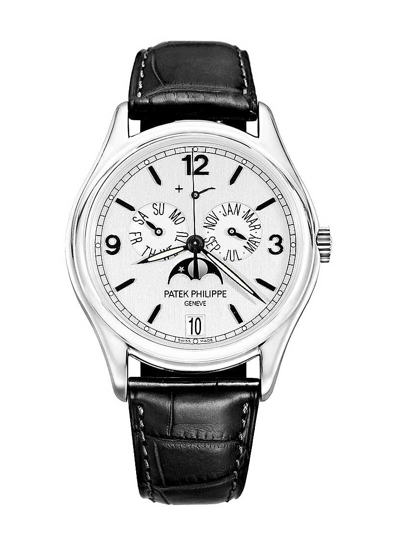 Patek Philippe Advanced Research Annual Calendar in White Gold - Limited to 100 pcs
