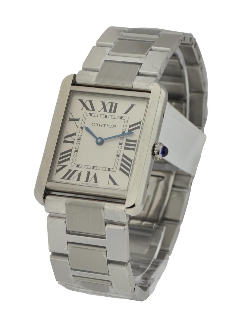 Cartier Tank Solo in Steel