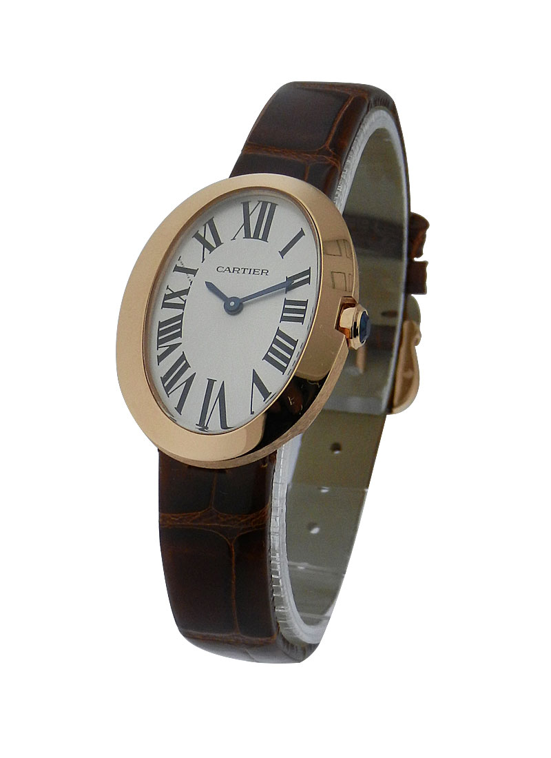 Cartier Baignoire Small Sizein Rose Gold
