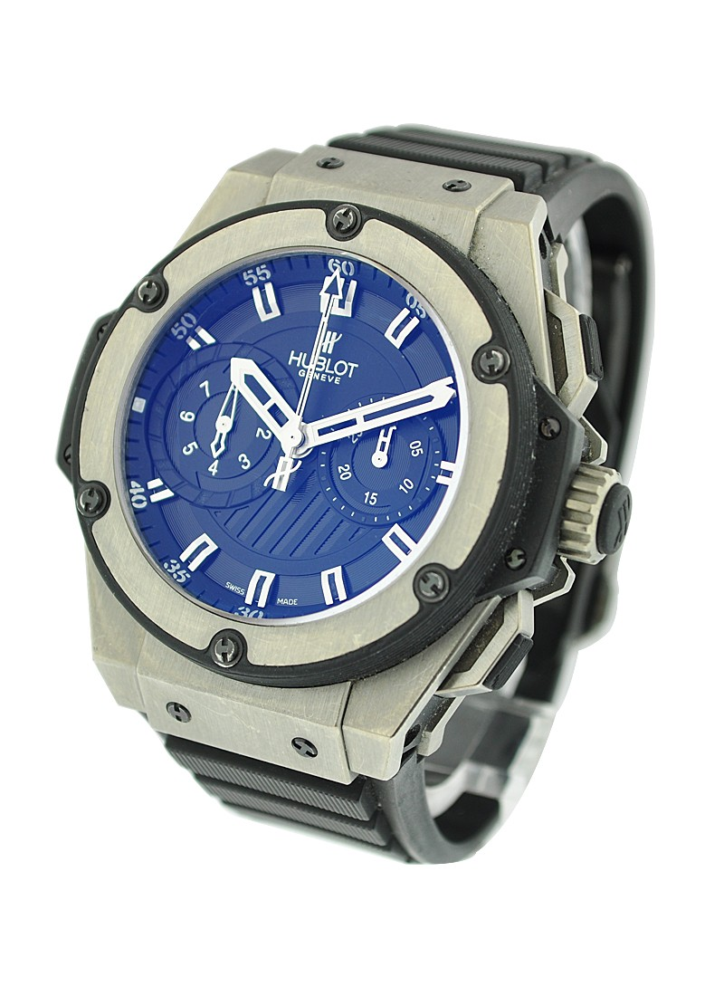 Hublot Zirconium King Power Foudroyante Chronograph