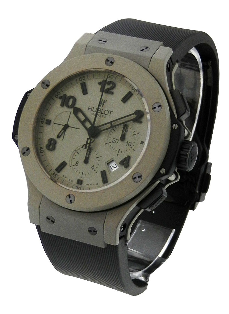 Hublot Big Bang Mag Bang II Wally in Aluminium