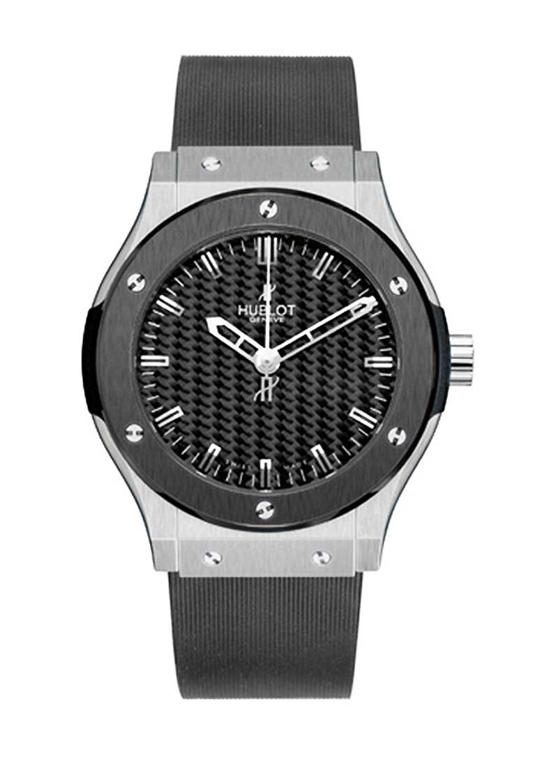 Hublot Classic Fusion 45mm in Zirconium