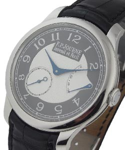 Chronometre Souverain Platinum