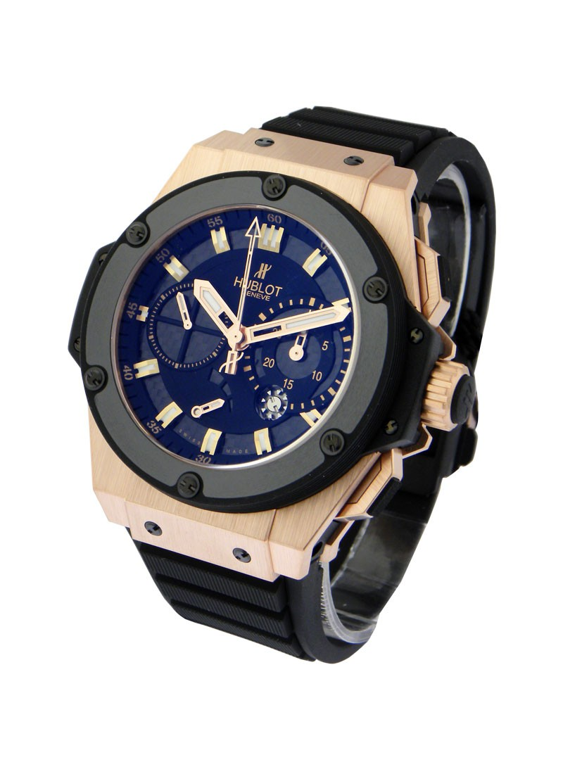 Hublot King Power Foudroyante Chronograph Rose Gold