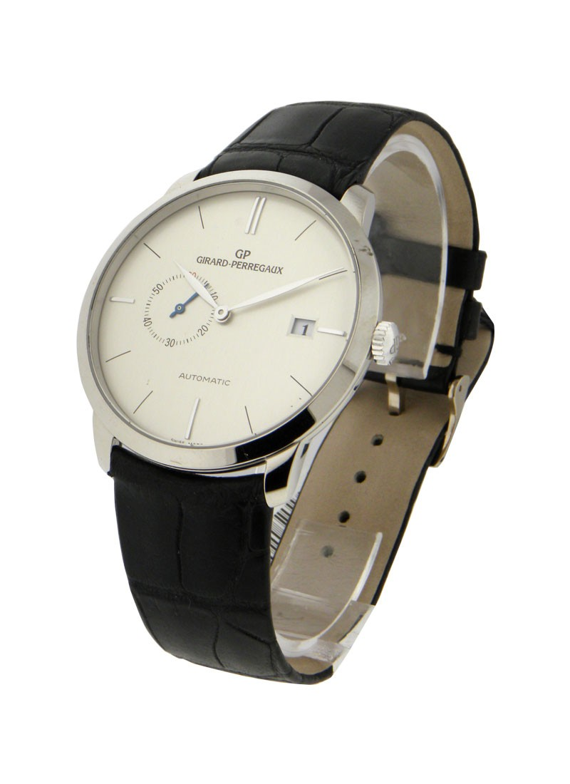Girard Perregaux  Classic 1966 Small Seconds in Palladium