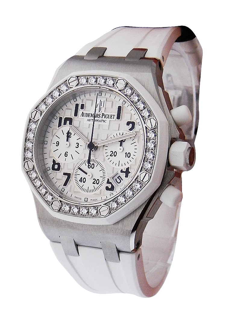 Audemars Piguet Lady Royal Oak Offshore with Diamonds