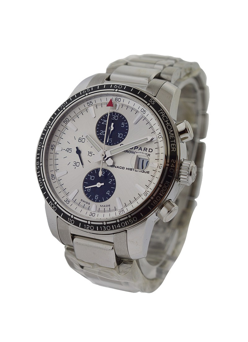 Chopard Grand Prix de Monaco Historique Chronograph in Steel
