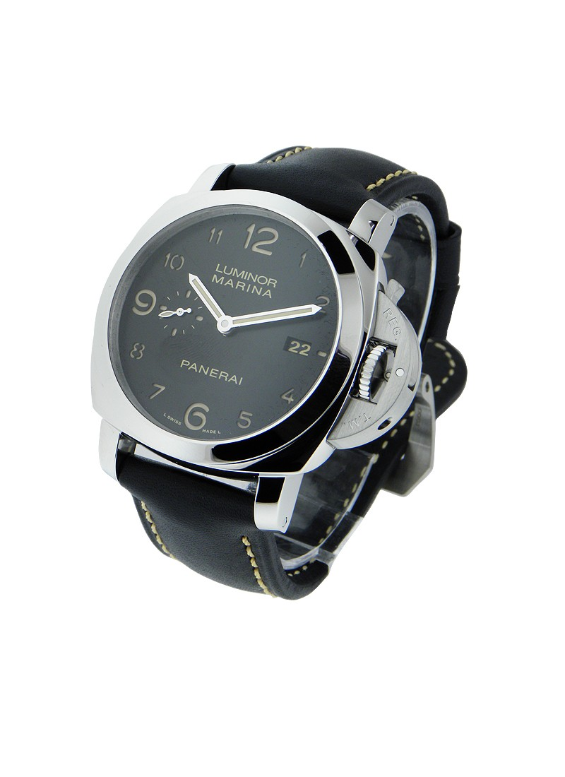Panerai PAM 359   Luminor Marina 1950   3 Days in Steel