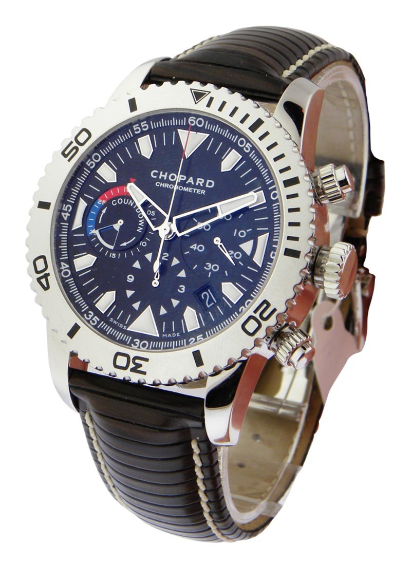 Chopard Classic Yachting Mille Miglia in Steel
