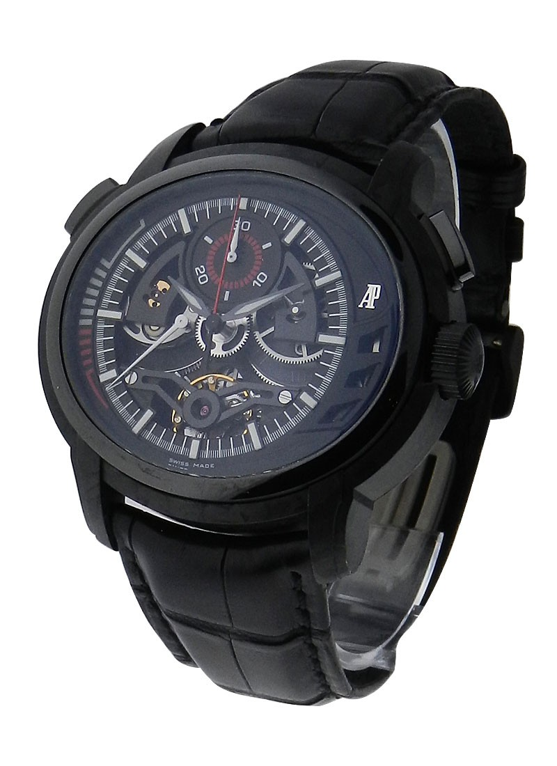 Audemars Piguet Millenary Carbon One Tourbillon - LE to 120 pcs.