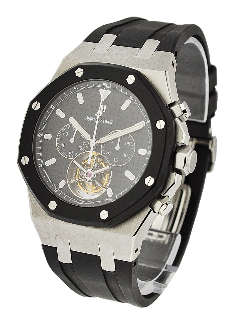 Audemars Piguet Royal Oak Tourbillon Chronograph in Steel