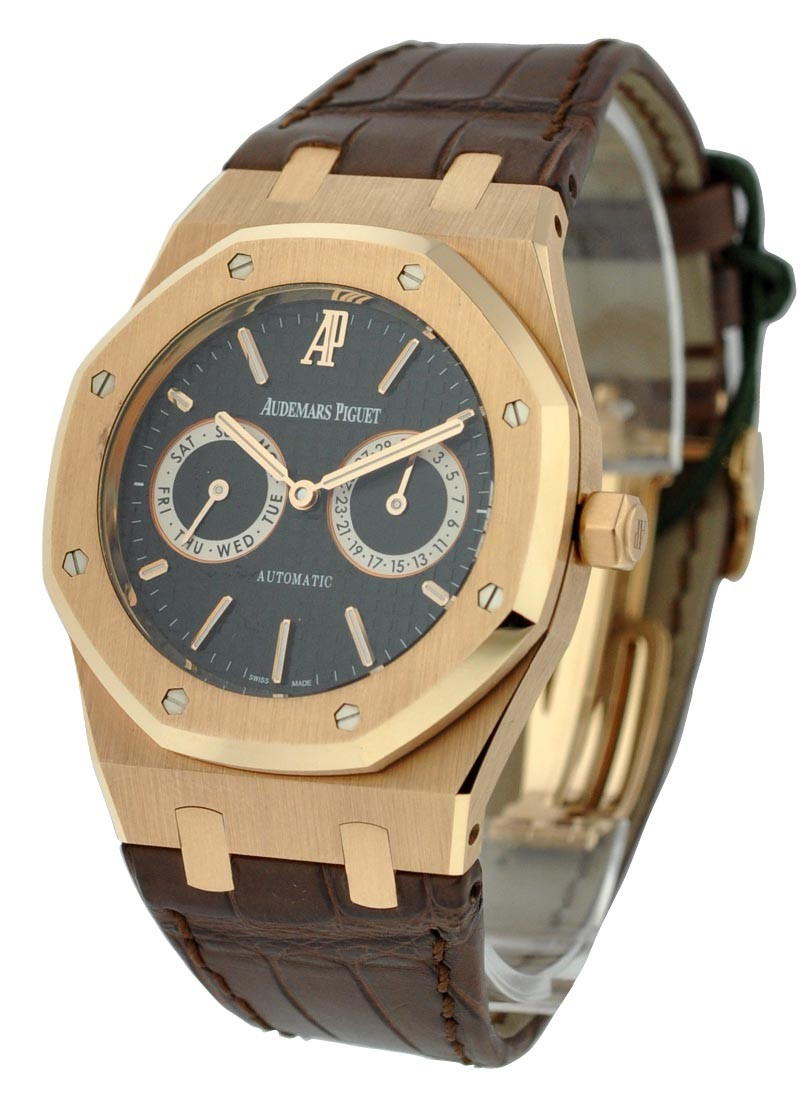 Audemars Piguet Royal Oak Day Date in Rose Gold