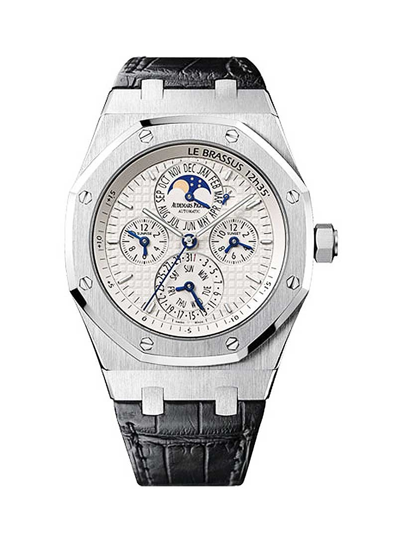 Audemars Piguet Royal Oak Equation of Time in  Stainless Steel