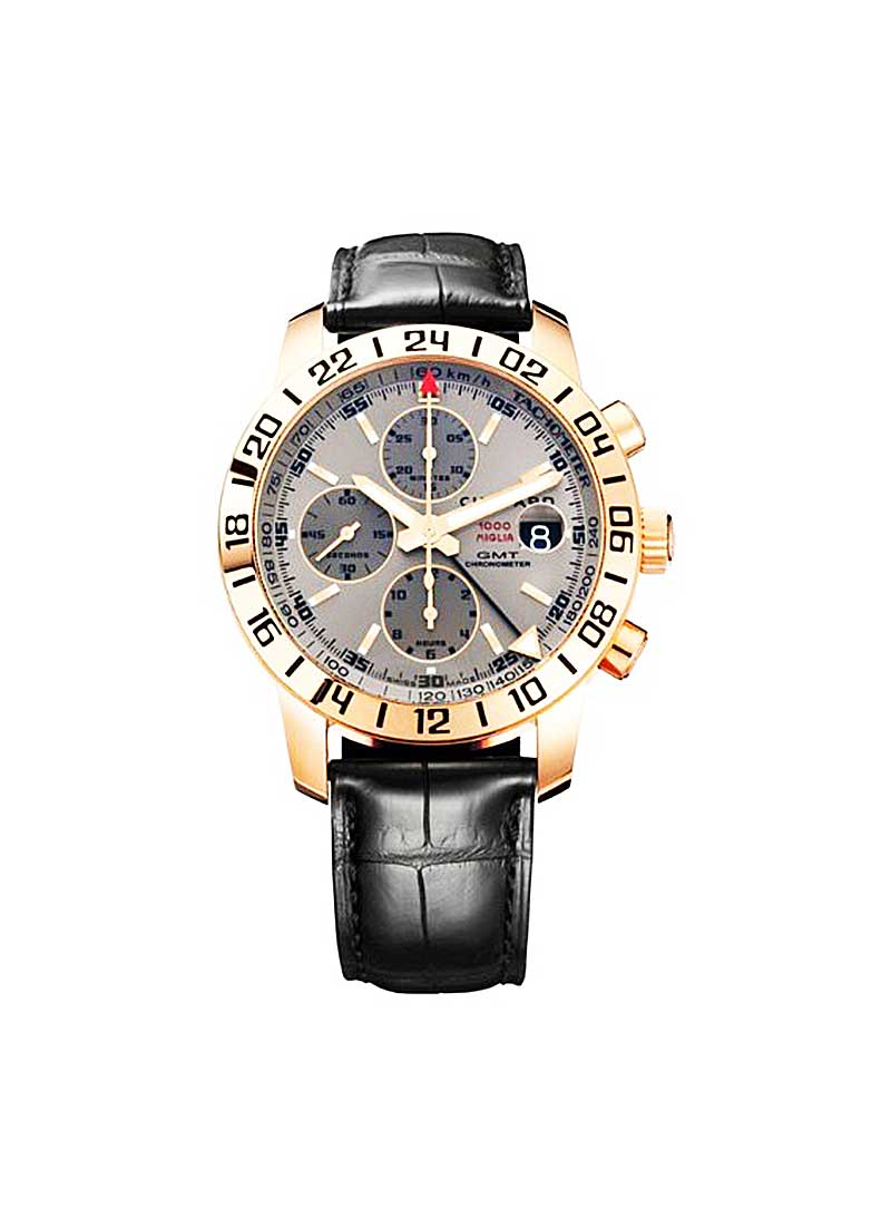Chopard Mille Miglia GMT Chrono in Rose Gold