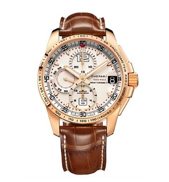 Chopard Mille Miglia GT XL Chrono in Rose Gold