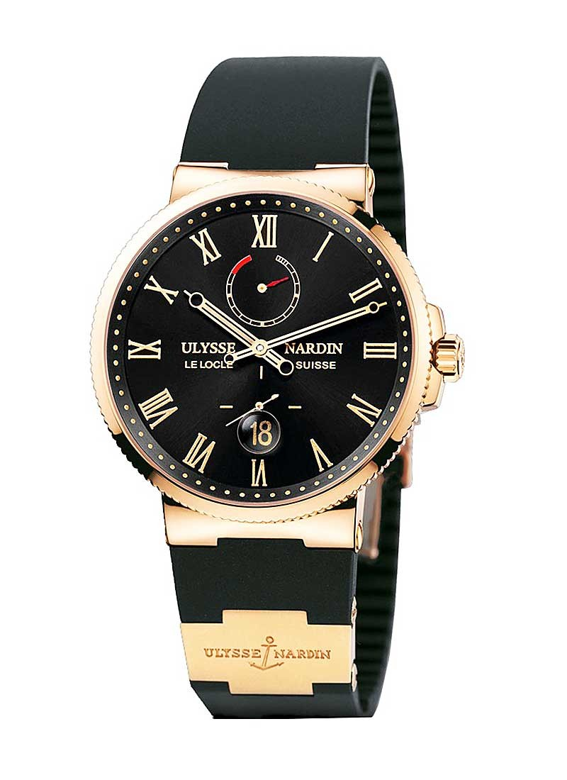 Ulysse Nardin Spasskaya Tower Collection Automatic in Rose Gold