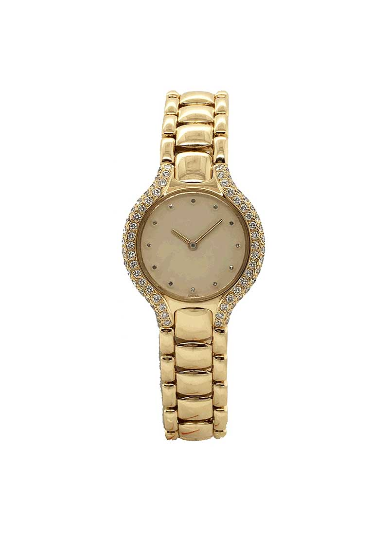 Ebel Beluga Lady's Mini in Yellow Gold