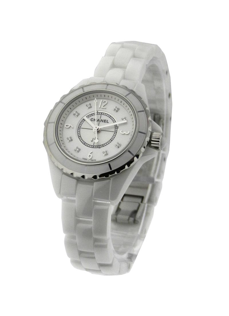 Chanel J12 White - 29mm in White Ceramic