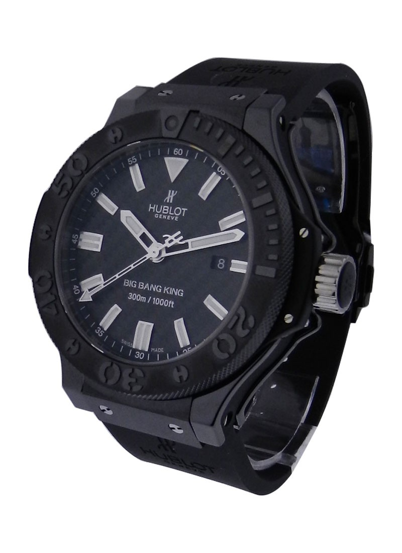 Hublot Big Bang King Black Magic Automatic in Black Ceramic