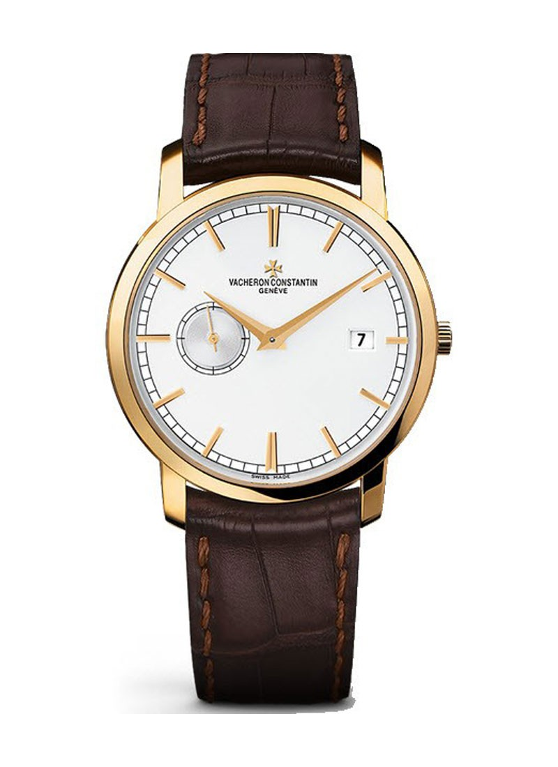 Vacheron Constantin Patrimony Traditionelle Automatic in Yellow Gold