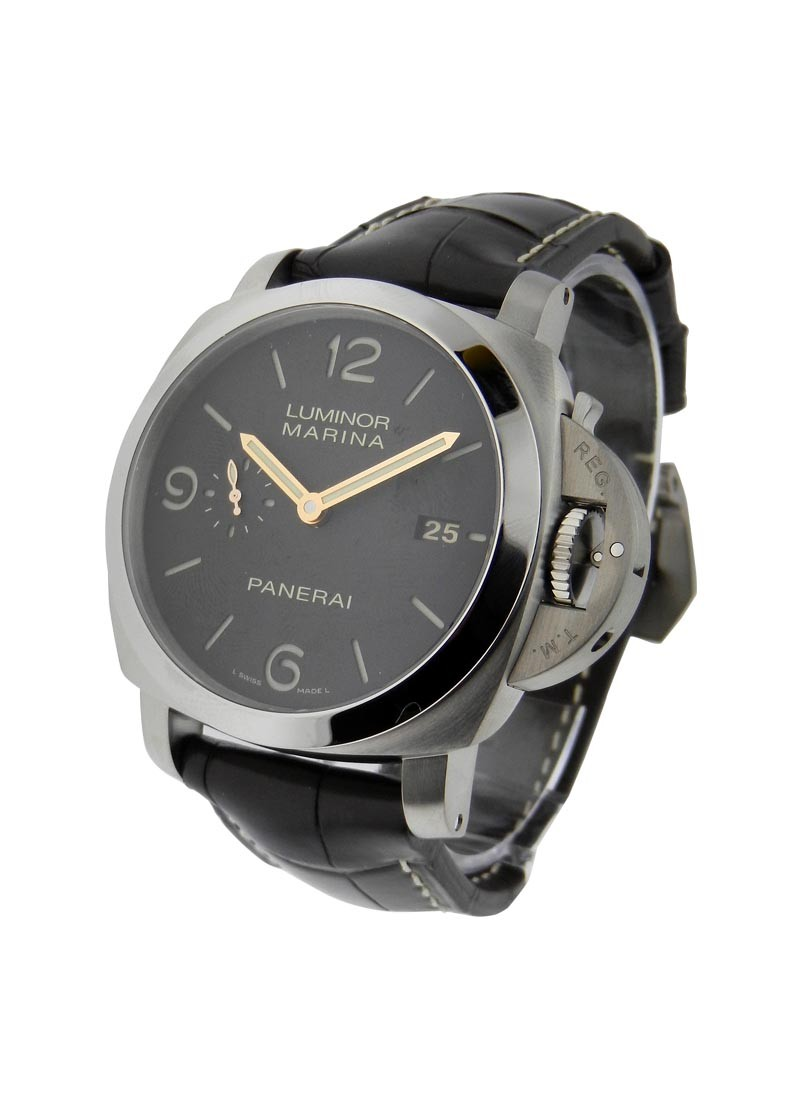 Panerai PAM 351   Luminor Marina 1950 3 Days in Titanium
