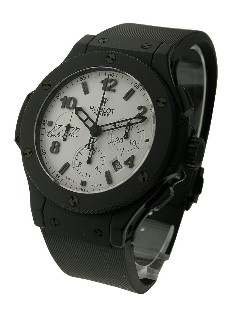 Hublot Big Bang Bode Bang 44mm in Black Ceramic