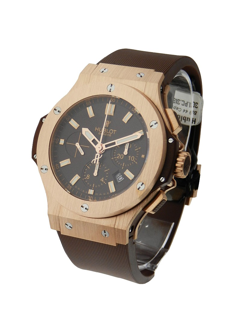 Hublot Big Bang Evolution in Rose Gold