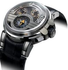 Harry Winston Premier Histoire de Tourbillon in White Gold