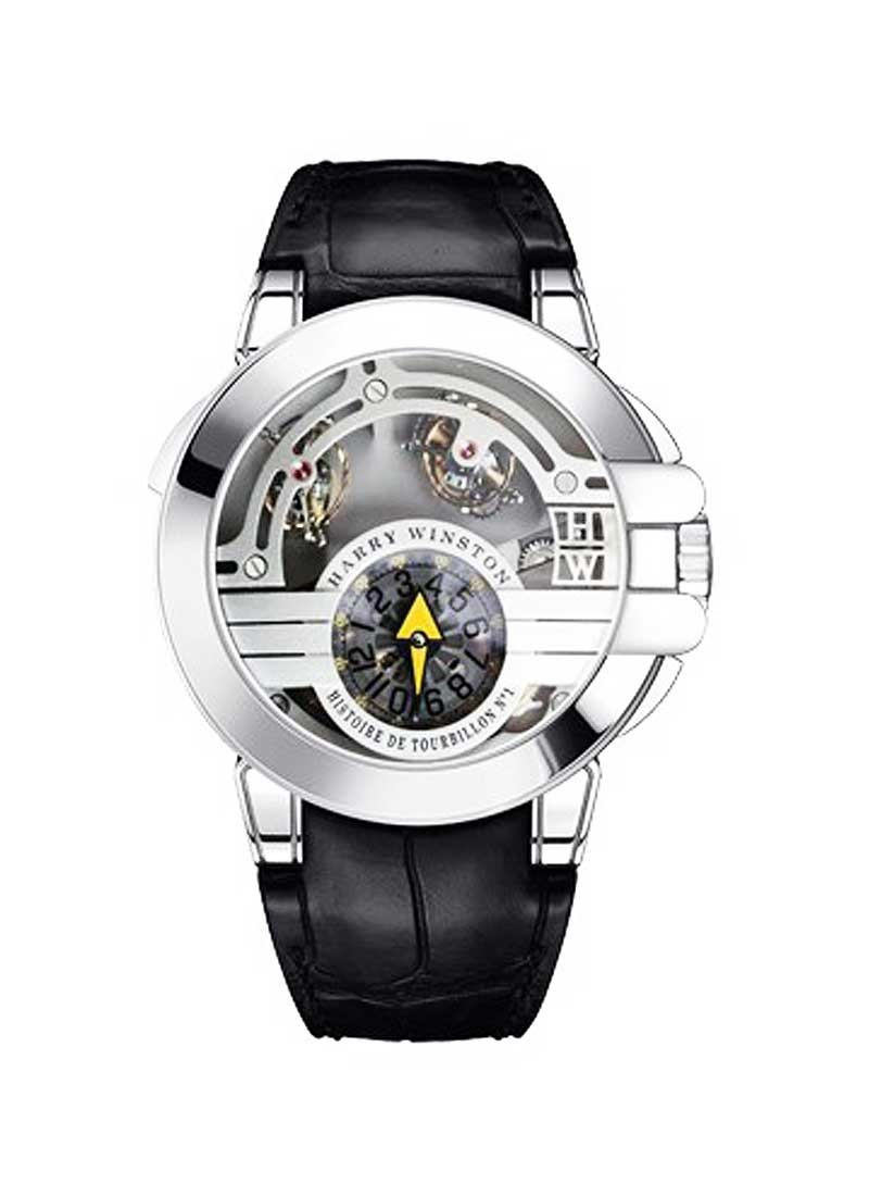 Graham Chronofighter Trigger Back in Black Rattrapante
