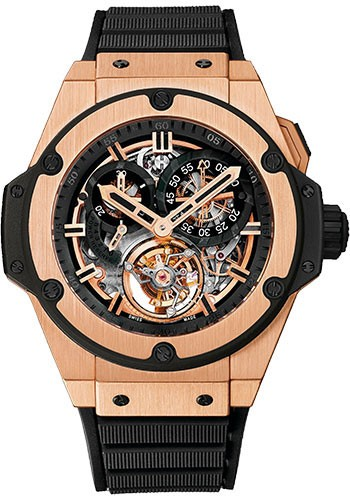 Hublot King Power Chrono Tourbillon