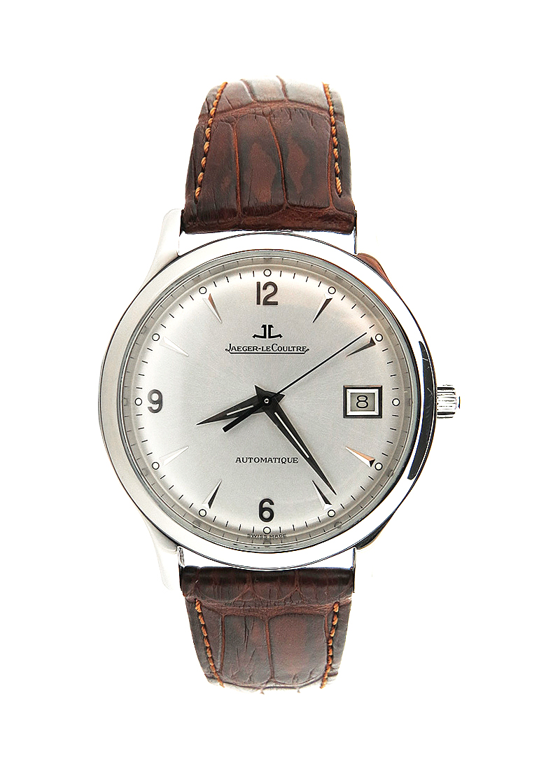 Jaeger - LeCoultre Master Control 37mm in Steel