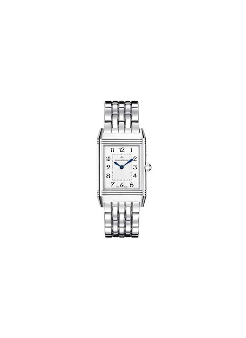 Jaeger - LeCoultre Reverso Ladies Duetto in Steel