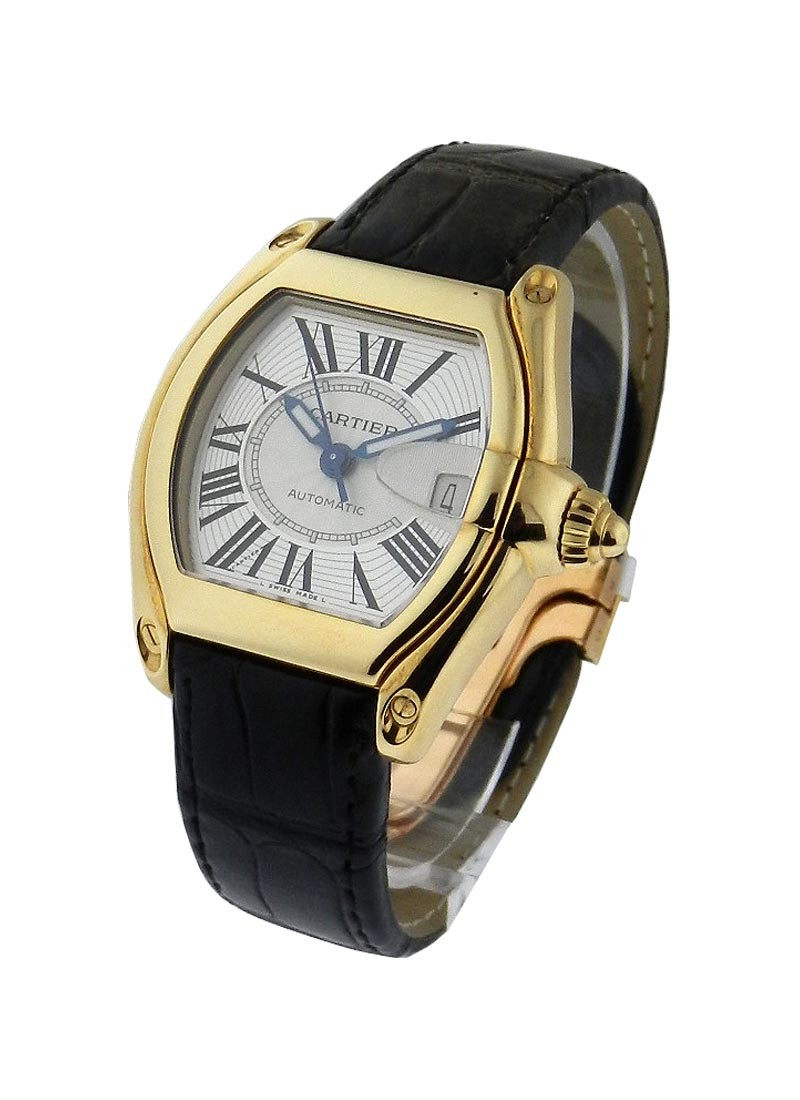 Cartier Roadster Large in Yellow Gold