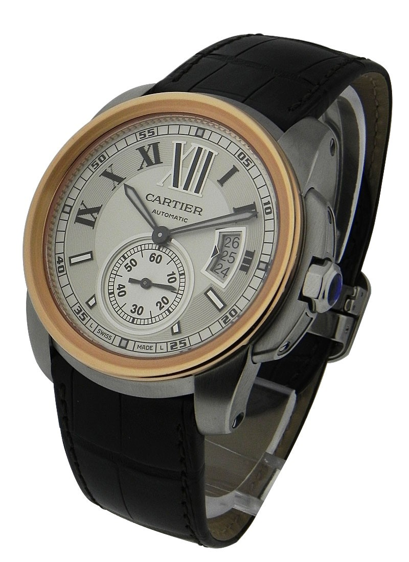 Cartier Calibre De Cartier in 2-Tone